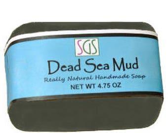 Soap for Goodness Sake Dead Sea Mud Soap - Scented 4.75 oz