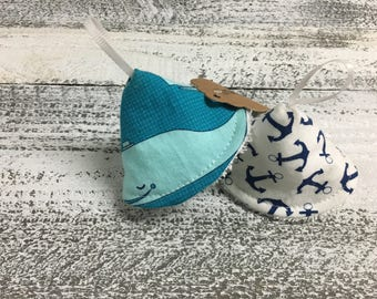 Set of Two Nautical Tinkle Tents