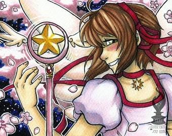 Cardcaptor Sakura 5 x 7 prints