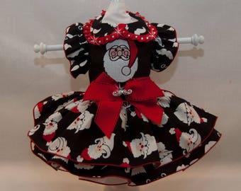 Molly's Santa Dress