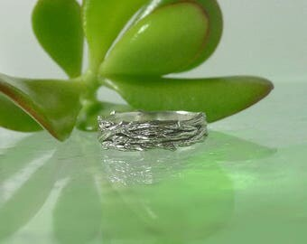 Men's Unique Ring, Unique Men's Ring, Men's Wedding Band, Men's Sterling Ring, Men's Ring, Fathers Day Ring, Wedding Band