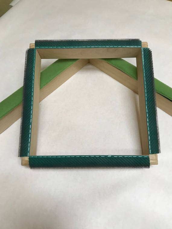 "10"" Needle Cloth /Gripper Strip Frame"