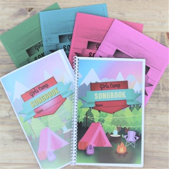 LDS Girls Camp Songbook ***DIGITAL PDF***