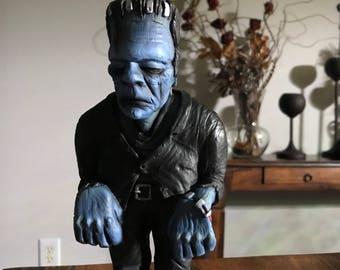 Strange Frank Giant Frankenstein figure -