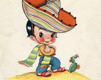 Cute Mexican Boys