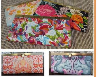 Sew Many Creations - Diva Frame Wallet - Pattern - SMC223