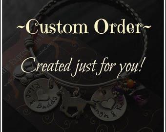 Custom Order for Redbird