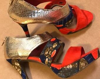 Ankara heels