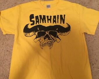 Samhain Skull Shirt Medium