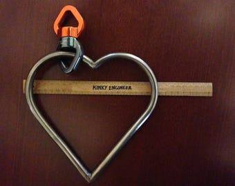 Shibari Suspension Heart Ring