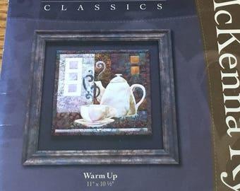 Coffee Classics - Warm Up - McKenna Ryan - Quilt Pattern Only