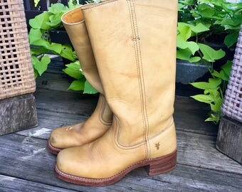 Vintage campus boots (Frye) womens