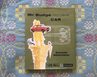 Mr Budge buys a Car by Gareth Adamson - 1970s Children's Book