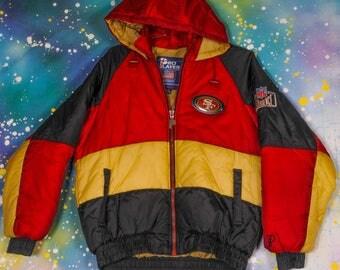 San Francisco 49ERS ProPlayer Sports Jacket Size M