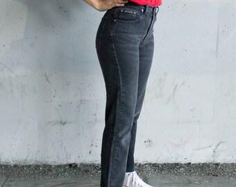Vintage Calvin Klein Black Denim Pants