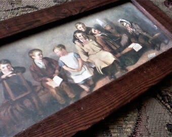 Teacher Gift....detention, Sunday School, after school, grammar school, friends, dunce, toothache, time out, class of 1820, class of?