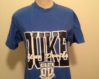 Vintage Duke University 90s Tshirt