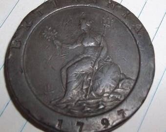 1797 George III Cartwheel