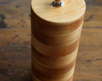 Pine Peppermill, Pepper Mill, Grinder