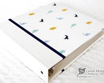 5 Year Baby Memory Book  - Dino