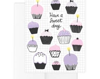 Sweet Day Greeting Card