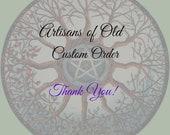 Custom Order for Delphyna