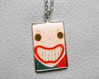 Clown Necklace Clown