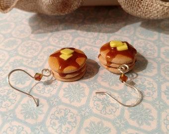 Pancake Stack Earrings