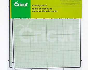 CRICUT IMAGINE CUTTING MATs - Pack of 2 - New in Pkg.  Retired - Also Works with EXPRESSIONs and EXPLOREs