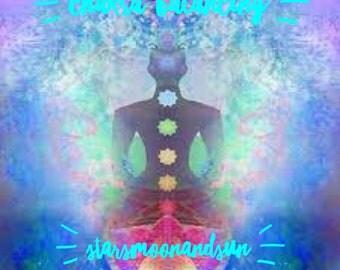 1/2 Hour Chakra Healing and Balancing
