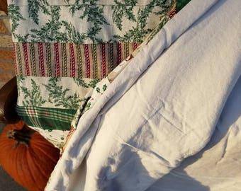Christmas Snowman blanket
