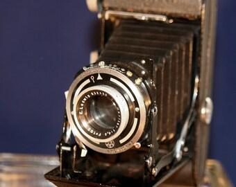 German Belfoca Camera Working