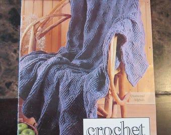 Warm & Wonderful Afghans to Crochet