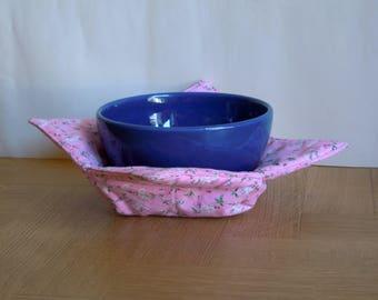 Microwave bowl potholder - Ready to ship