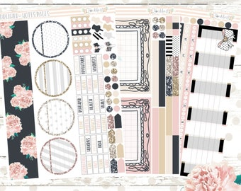 Dreamer Notes Pages Planner Sticker Kit