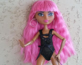 Ever After Bodysuit, Leotard for Monster Bratz Barbie Dolls