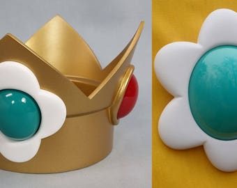 Princess Daisy Crown and Jewel
