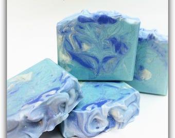 Juniper Breeze Homemade Soap/Cold Process Soap/Artisan Soap/All Natural Soap