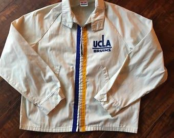 Retro UCLA Jacket ~ UCLA Bruins ~ Retro style