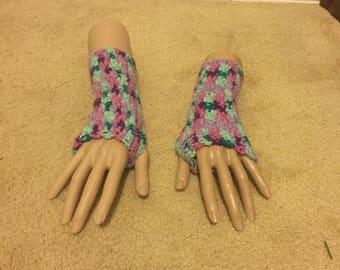 Fantasy Fingerless Gloves