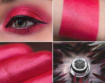 Eyeshadow: Wild Flower - Fairy. Rich pink satin eyeshadow by SIGIL inspired.