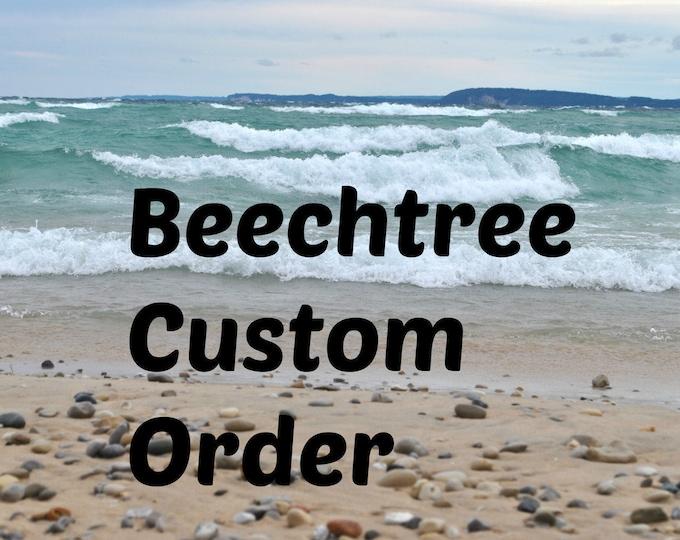 Custom order for Elizabeth