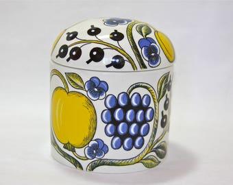 Sale  Paratiisi by ARABIA OF FINLAND Jar