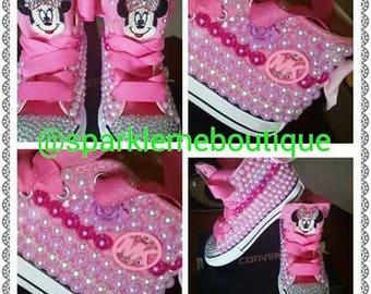 Minnie Mouse MK Converse