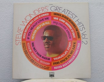 "Stevie Wonders - ""Fulfillingness' First Finale"" vinyl record"