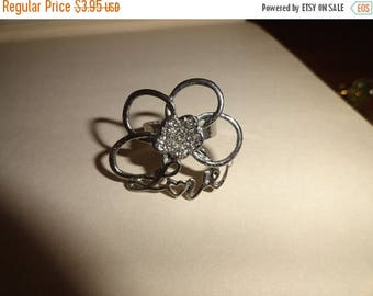 50% OFF Vintage adjustable metal ring LOVE
