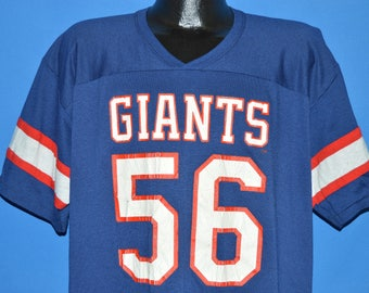 b4493bb207f ... 80s New York Giants Lawrence Taylor Jersey t-shirt Extra Large ...