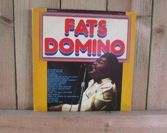FATS DOMINO International Jocker Production 1981 Italy 2 Record Set SM 3897/2