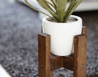 Plant Stand / Modern Plant Stand /Wooden Stand