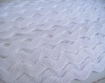 3m rickrack, white(441)